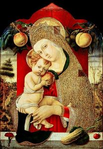 Carlo Crivelli - Madonna with the Child 2