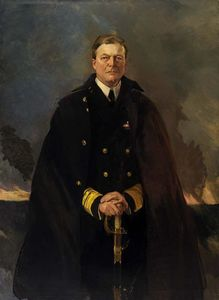 Cecilia Beaux - Admiral Sir David Beatty, Lord Beatty 1