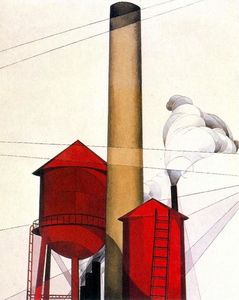 Charles Demuth - Buildings
