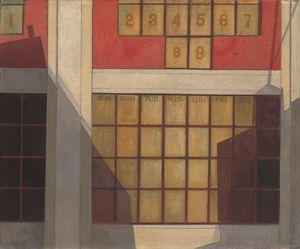 Charles Demuth - Business