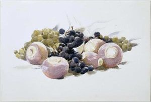 Charles Demuth - Grapes and Turnips