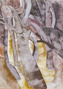 Charles Demuth - Tree Forms No. 1