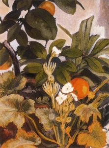 Charles Demuth - Tropical plants