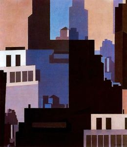 Charles Rettew Sheeler Junior - Canions