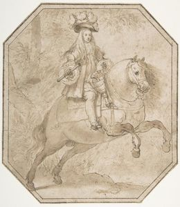Claudio Coello - Charles II of Spain on Horseback