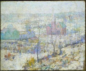 Ernest Lawson - Winter 1