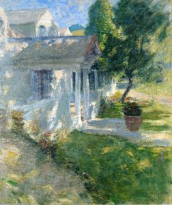 John Henry Twachtman - My House