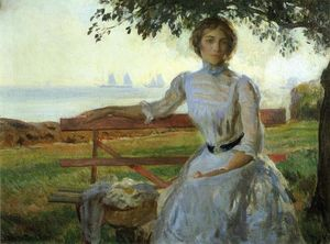 Joseph Rodefer Decamp - Mrs. Ernest Major