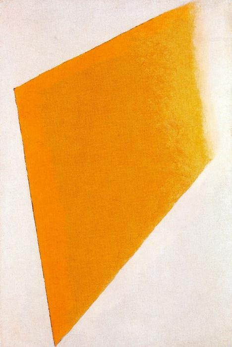 Suprematist Painting 1 by Kazimir Severinovich Malevich (1878-1935, Ukraine) | Oil Painting | WahooArt.com
