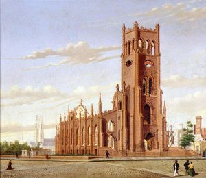 William Aiken Walker - St. Finbar's Roman Catholic Cathedral