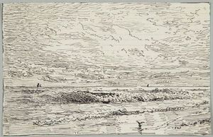 William Trost Richards - Seascape 14