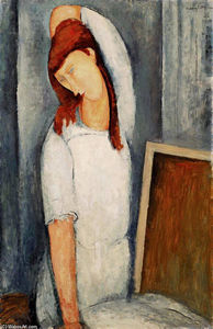 Amedeo Modigliani - Coffee