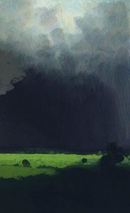 Arkhip Ivanovich Kuinji - After the rain 4