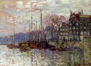 Claude Monet - Amsterdam