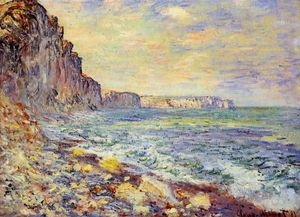 Claude Monet - Morning by the Sea