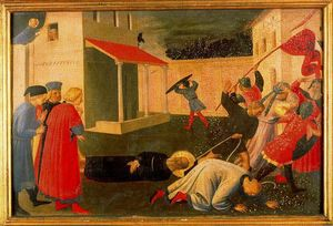 Fra Angelico - Martyrdom of St. Mark