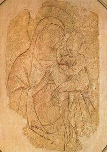 Fra Angelico - Virgin and the Child 4