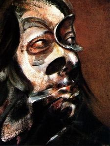 Francis Bacon - Study for Portrait of Isabel Rawsthorne 2
