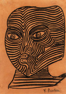 Francis Picabia - Figure