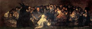 Francisco De Goya - Sabbath