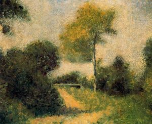 Georges Pierre Seurat - The Clearing