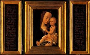 Gerard David - The Virgin and Child 1