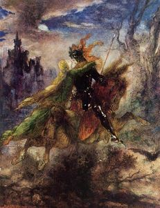 Gustave Moreau - The Ballad