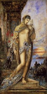 Gustave Moreau - The Song of Songs