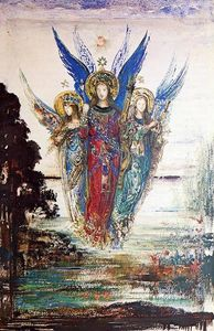 Gustave Moreau - Voices of Evening
