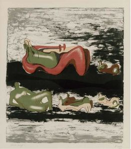 Henry Moore - Group of Reclining Figures
