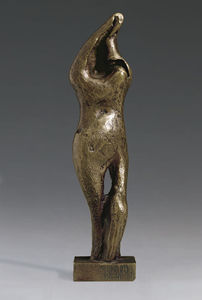 Henry Moore - Standing Woman