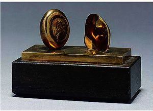 Henry Moore - Two small forms