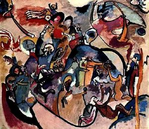 Wassily Kandinsky - All Saints Picture