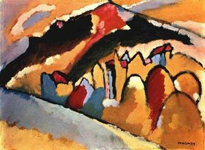 Wassily Kandinsky - Study for Autumn