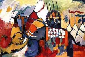 Wassily Kandinsky - The Elephant