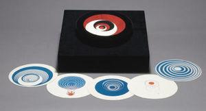 Marcel Duchamp - Rotoreliefs (Optical Discs) 1