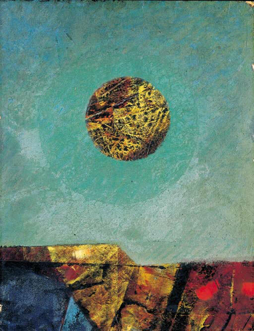 Paysage avec lune by Max Ernst (1891-1976, Germany) | WahooArt.com