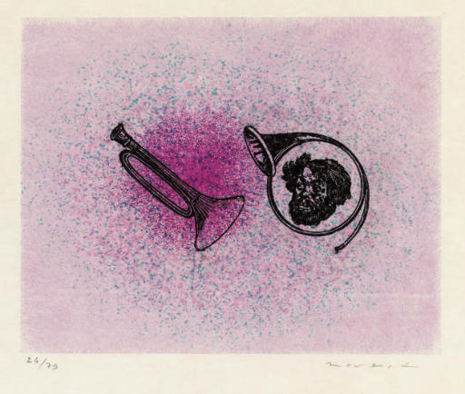 The Ballad of the Soldier. Plate IV by Max Ernst (1891-1976, Germany) | WahooArt.com