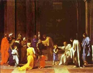 Nicolas Poussin - The Confirmation