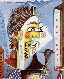 Pablo Picasso - The painter