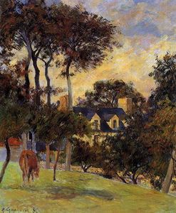 Paul Gauguin - White house