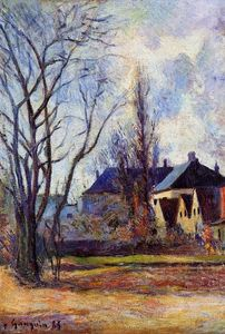 Paul Gauguin - Winter's end
