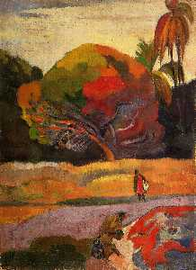 Paul Gauguin - Women at the Riverside