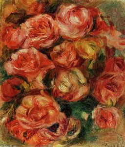 Pierre-Auguste Renoir - Bouquet of Flowers 2