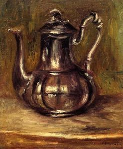 Pierre-Auguste Renoir - Coffee Pot