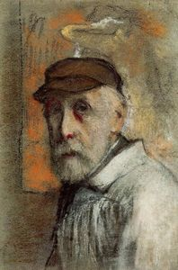Pierre-Auguste Renoir - Self Portrait 1