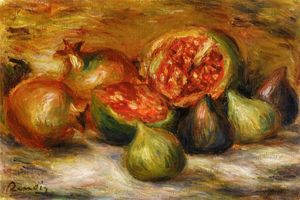 Pierre-Auguste Renoir - Still Life with Figs