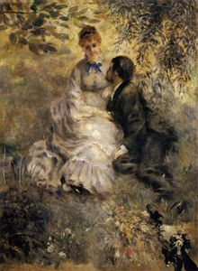 Pierre-Auguste Renoir - The Lovers