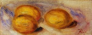 Pierre-Auguste Renoir - Three Lemons