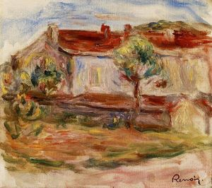 Pierre-Auguste Renoir - White House